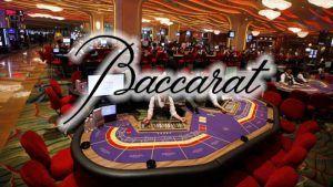 baccaratの用語バカラ カジノ