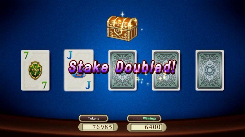 ドラクエ11 ポーカー 100