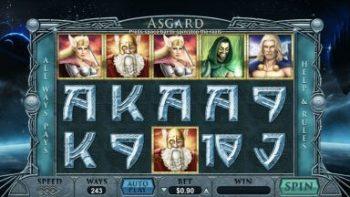 Asgard オンラインパチンコ
