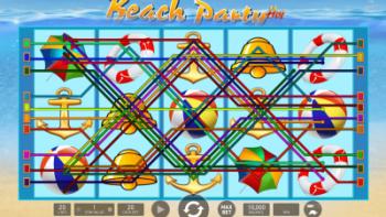 Beach Party Hot オンラインパチンコ
