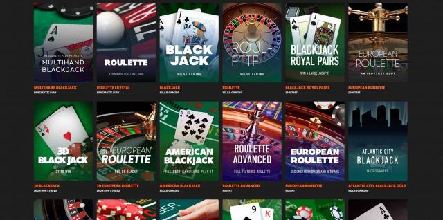 ニトロカジノゲーム